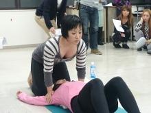 【スペシャルセッション情報】藤田ダニエラ裕子先生のスペシャルセミパーソナルトレーニングセッション