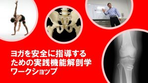 ヨガを安全に指導するための実践機能解剖学ワークショップ @ 駒沢ウェルネスセンター
